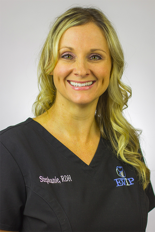 Image of Stephanie Romero, Dental Hygienist