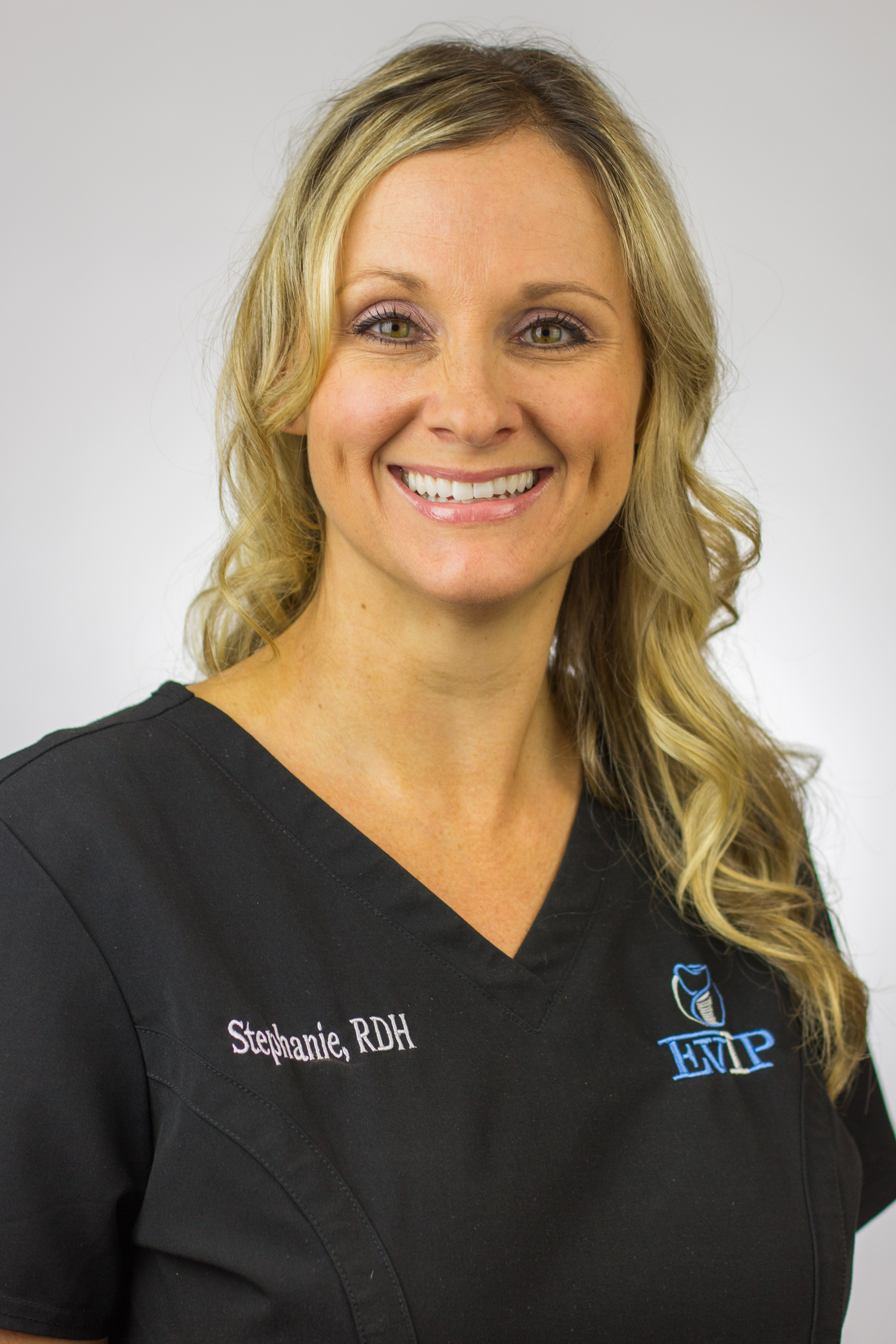 Stephanie treats patients with care at East Valley Implant